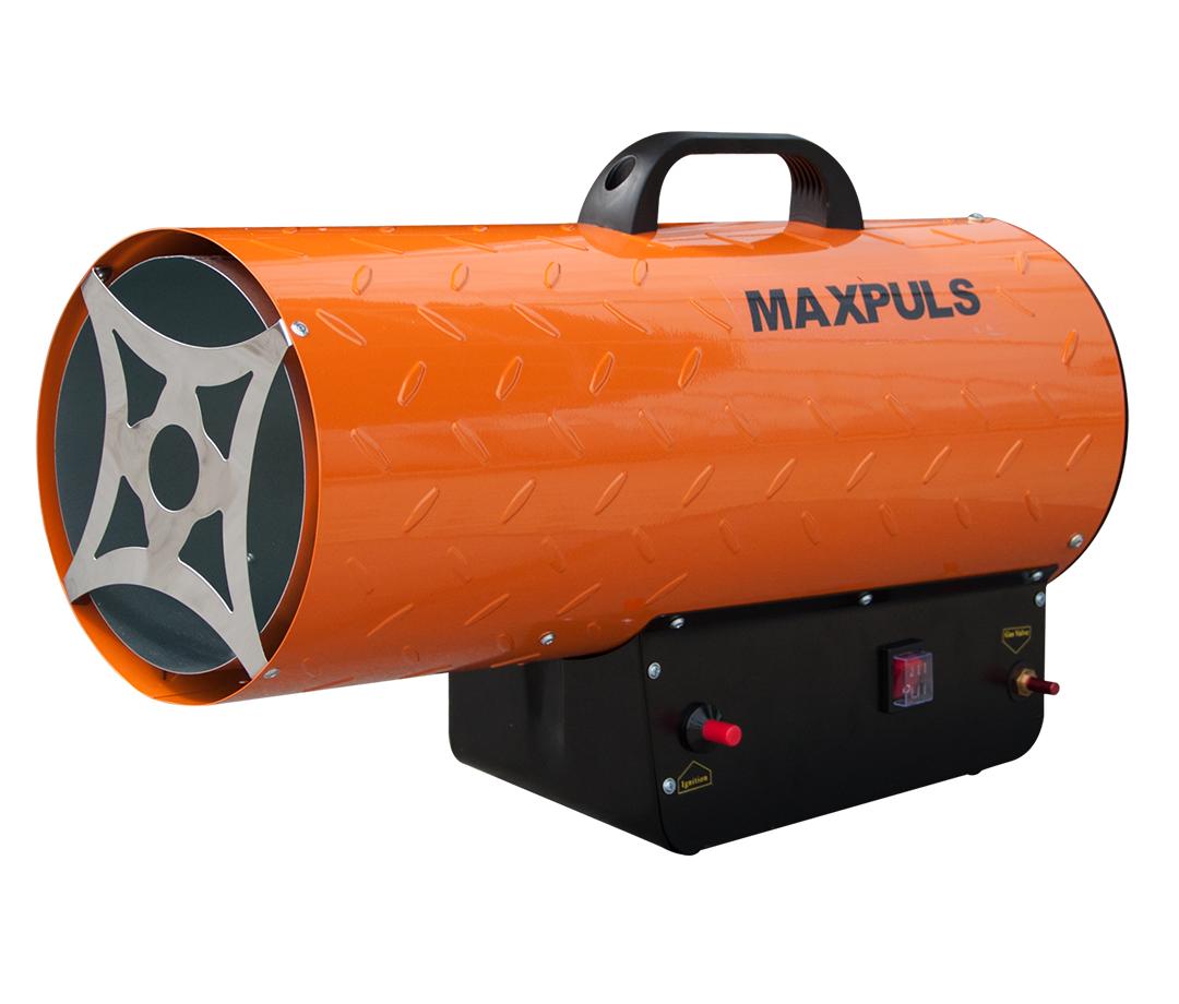 MaxPuls Тајфун на гас со капацитет по избор + 1 година гаранција